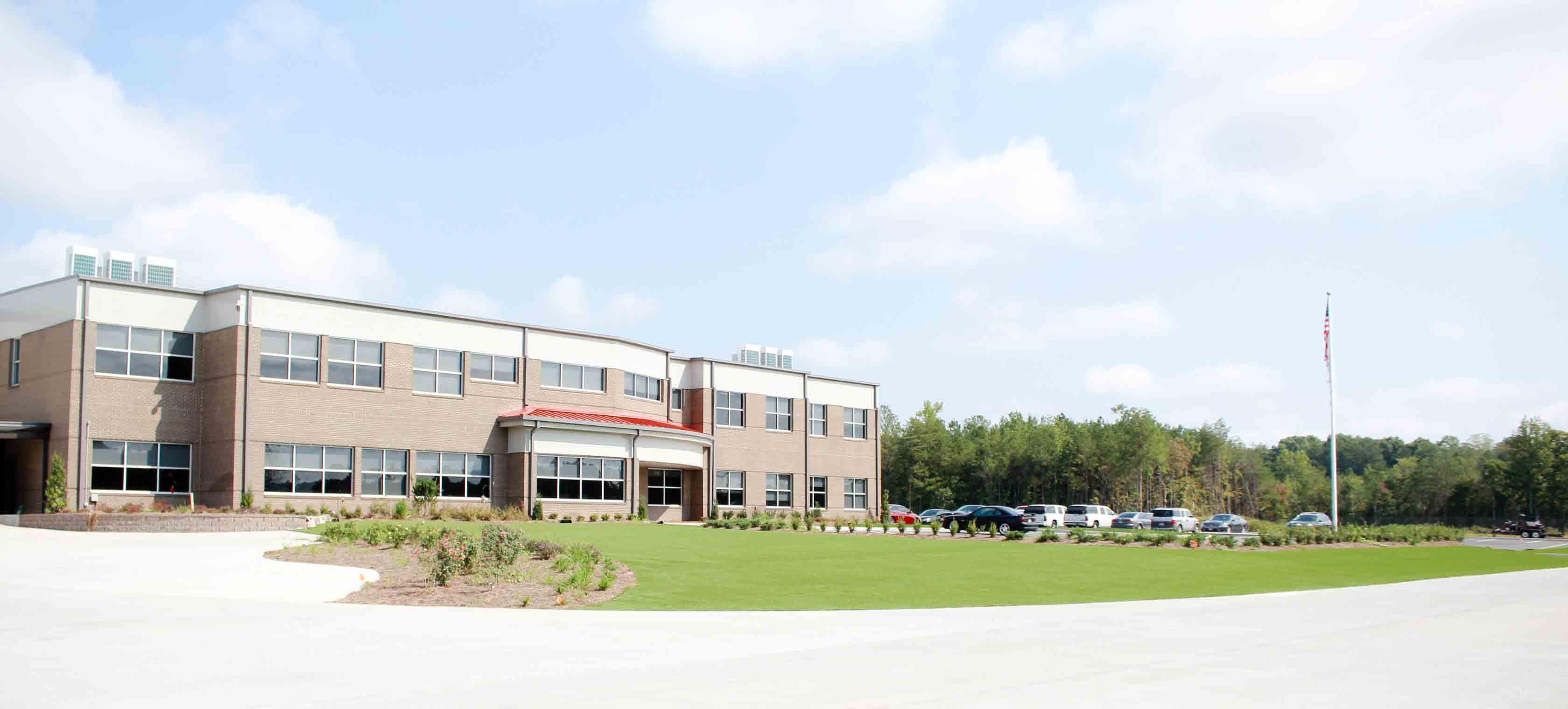 Challenger Industries Manufacturing Facility